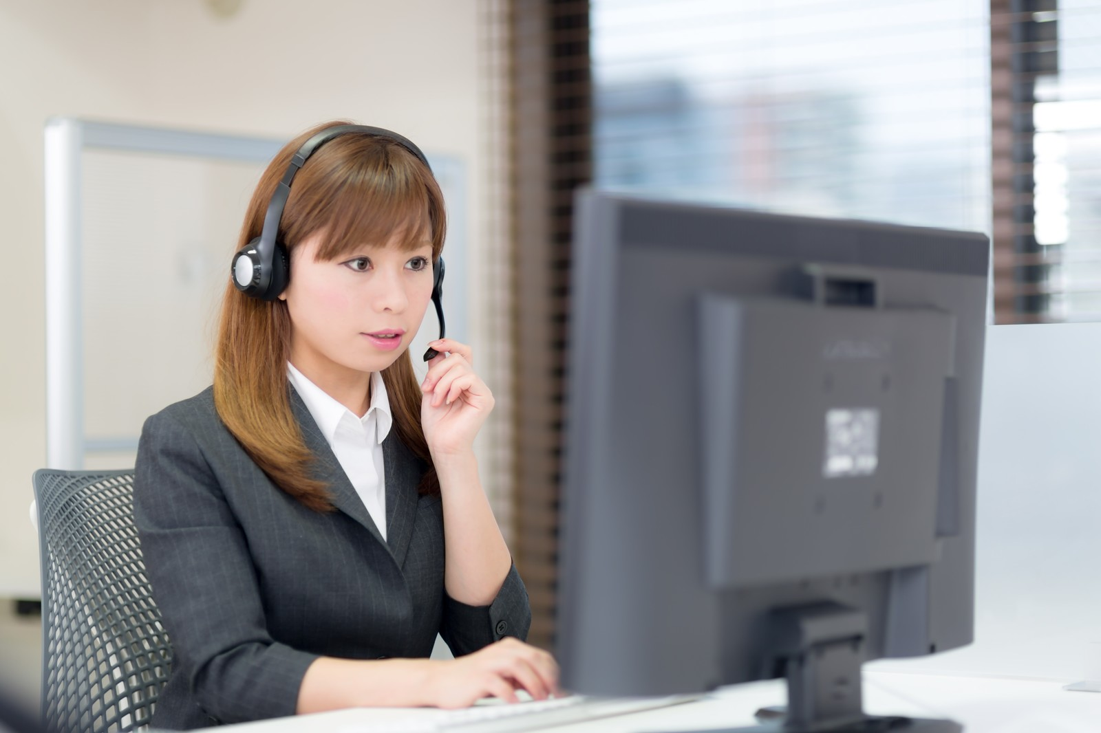 【山梨県富士吉田市の求人】コールーセンターでのお仕事です。!!未経験者OK 男女問いません。